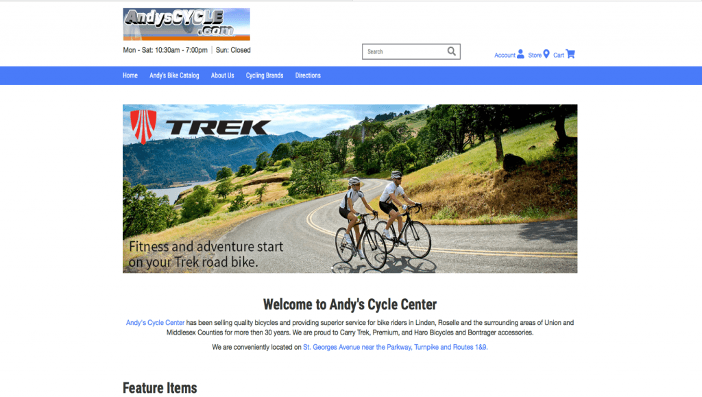 andys cycles