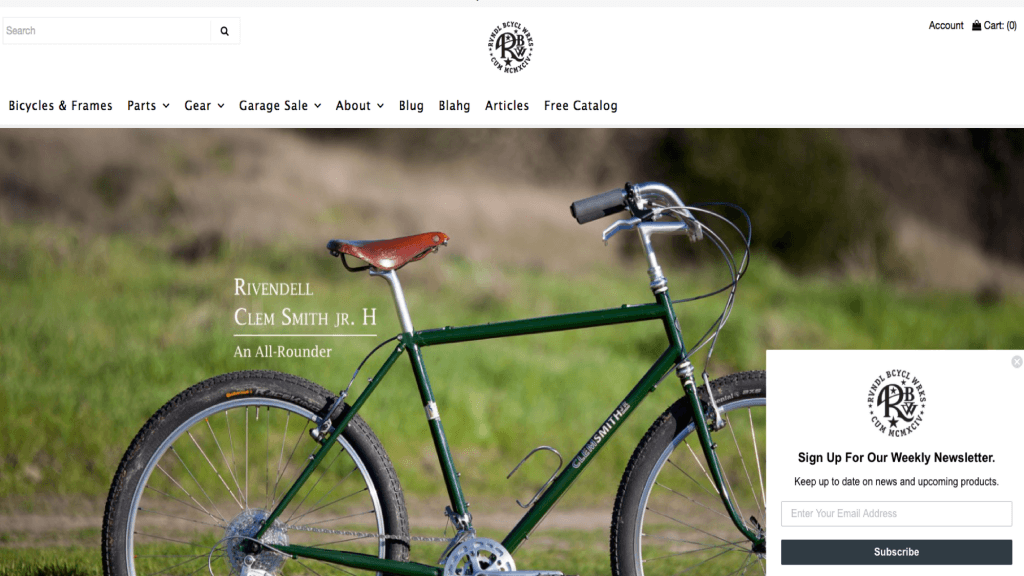 riv bike