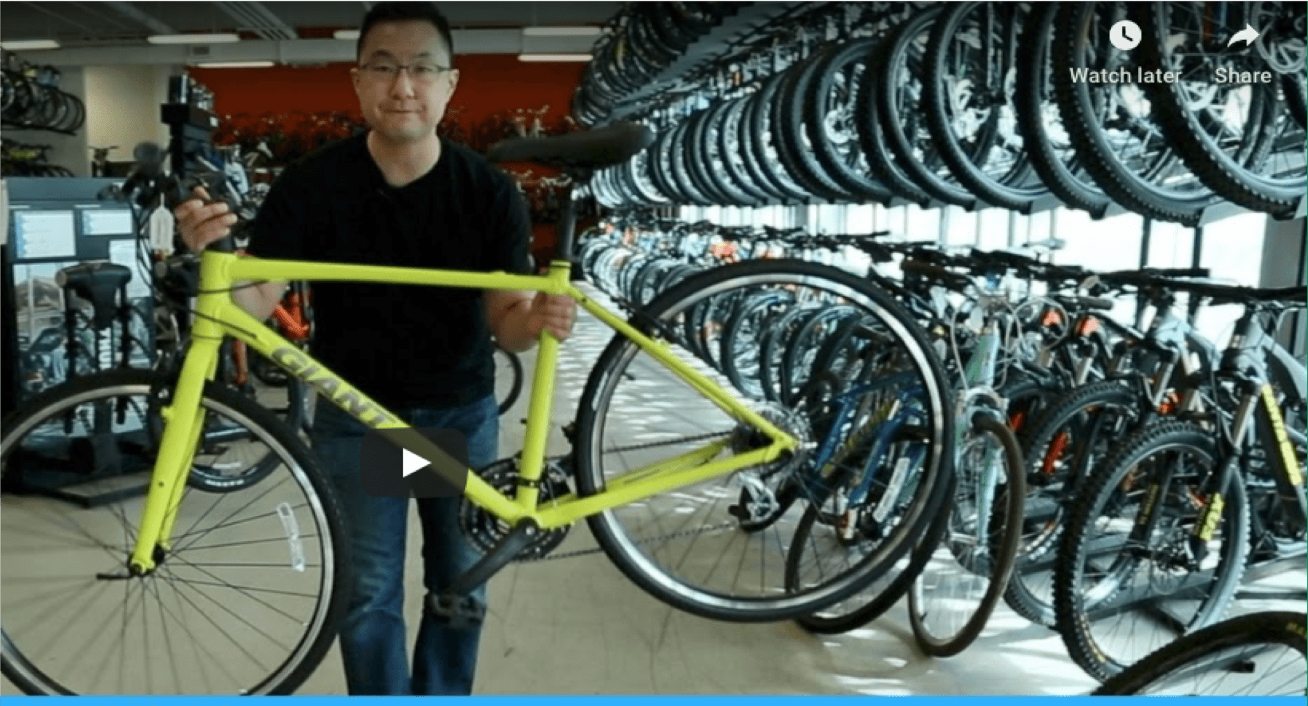Choosing The Right Bike For You